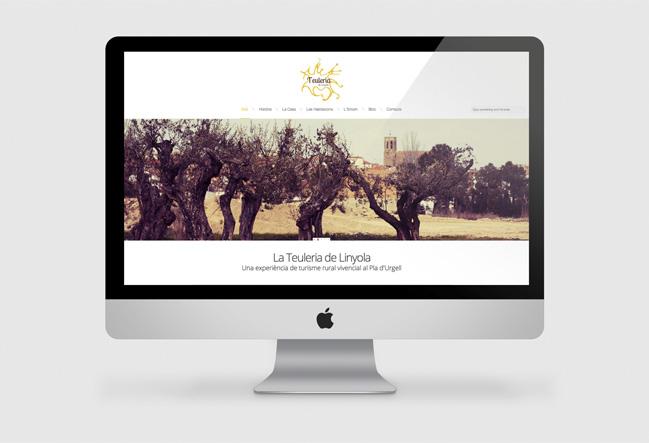 web Teuleria de Linyola