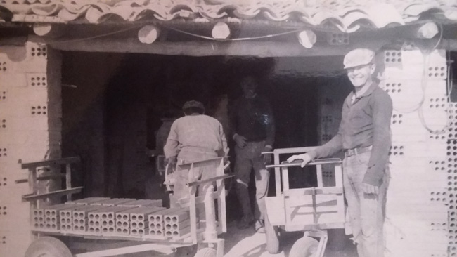 Fotografia de l'antiga bòvila